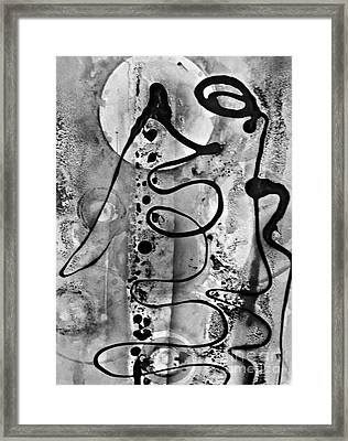 Abstract 12 Framed Print