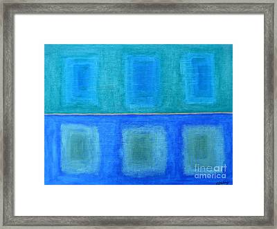 Abstract 184 Framed Print by Patrick J Murphy