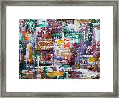Abstract 193 Framed Print by Patrick J Murphy