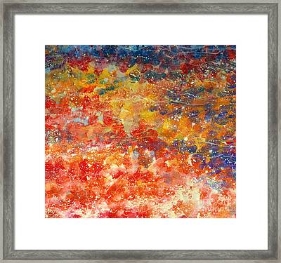 Abstract 2. Framed Print