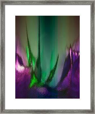 Abstract 2 Framed Print by Gerlinde Keating - Galleria GK Keating Associates Inc