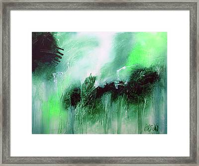 Abstract 2013013 Framed Print
