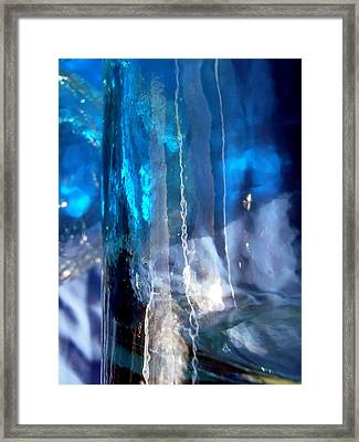 Abstract 2014 Framed Print