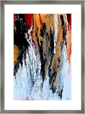 Parapet Framed Print by Michelle Joseph-Long