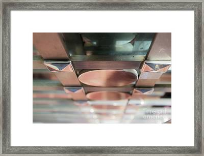 Abstract 218 Framed Print