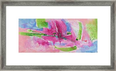 Abstract #219 Framed Print