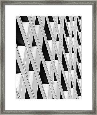 Abstract 2211 Framed Print