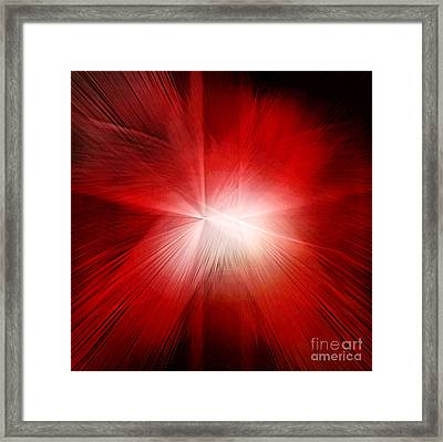 Abstract 229 Framed Print