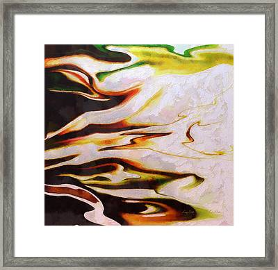 Abstract 27 Framed Print