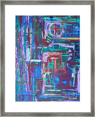 Abstract 27 Framed Print by Patrick J Murphy