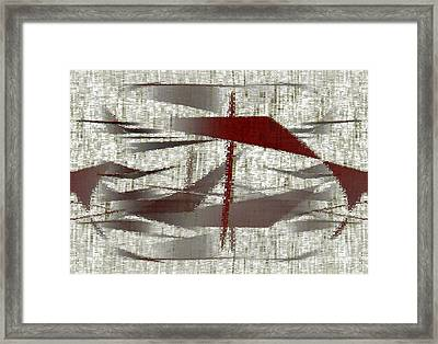 Abstract 32 Framed Print