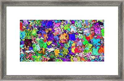 Abstract 369 Framed Print by Rolf Bertram