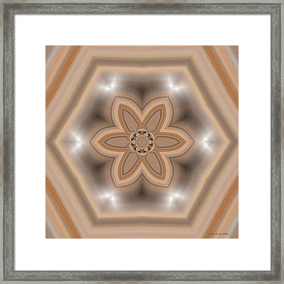 Abstract 416 Framed Print