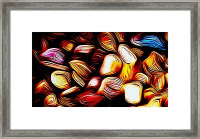 Abstract 47 Framed Print
