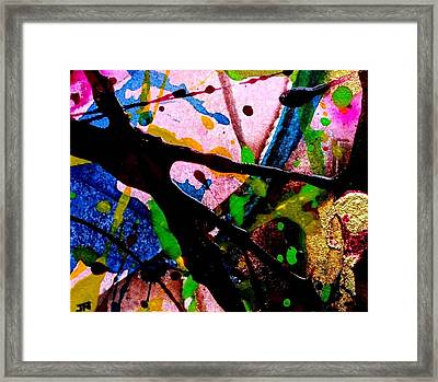 Abstract 48 Framed Print