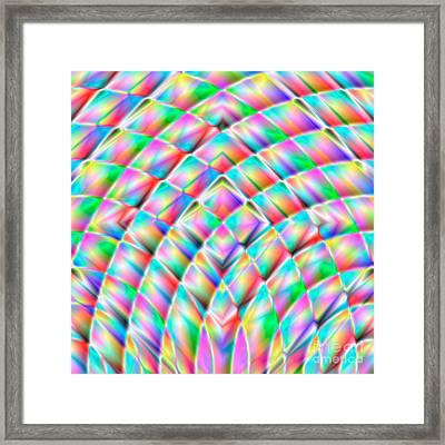 Abstract 713 Framed Print by Rolf Bertram