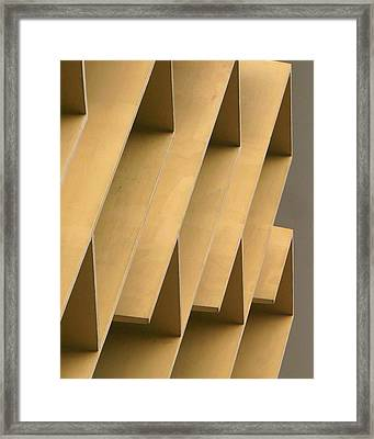Abstract 7277 Framed Print