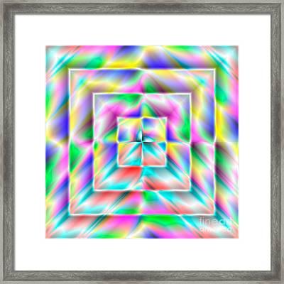 Abstract 729 Framed Print by Rolf Bertram