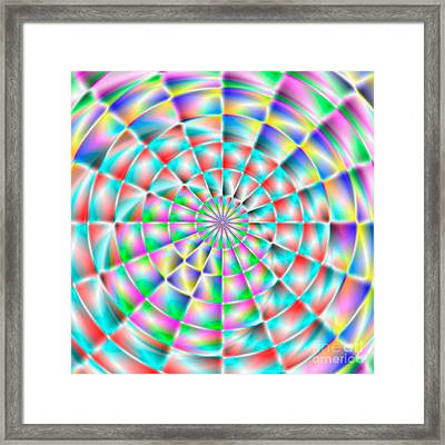 Abstract 731 Framed Print by Rolf Bertram