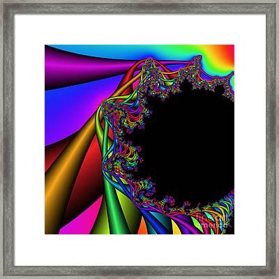 Abstract 74 Framed Print by Rolf Bertram