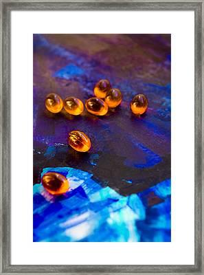 Abstract Art 2 Framed Print by Irina Effa
