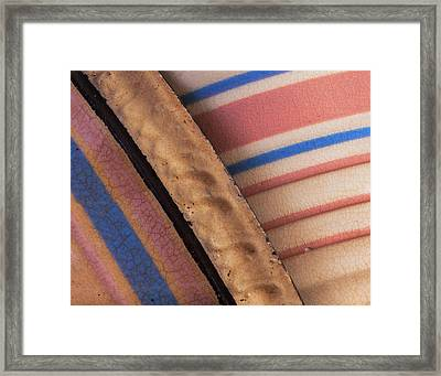Abstract Bowls Framed Print by Tom Mc Nemar