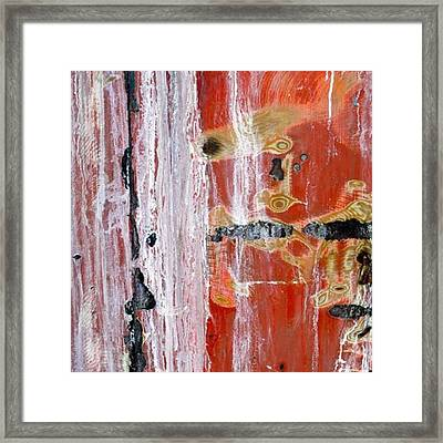 Abstract By Edward M. Fielding - Framed Print by Edward Fielding