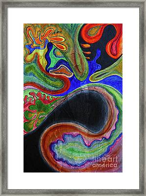 Abstract Dream Framed Print