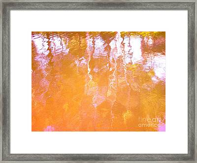 Abstract Extensions Framed Print