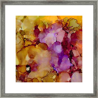 Abstract Floral #22 Framed Print