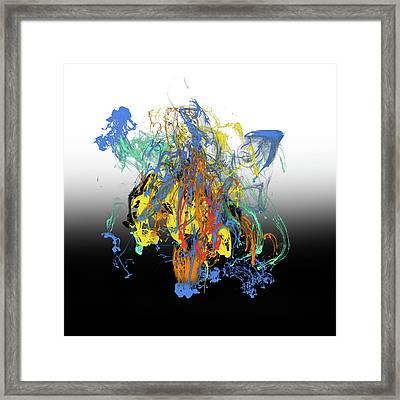 Abstract Idea 8 Framed Print