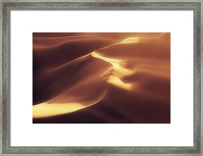 Abstract IIIIiii Framed Print