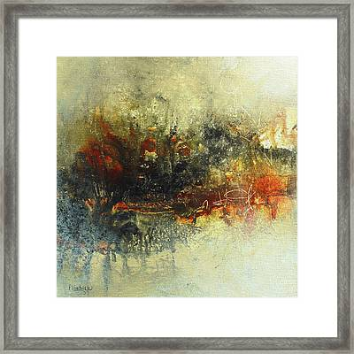 Abstract Modern Art Framed Print