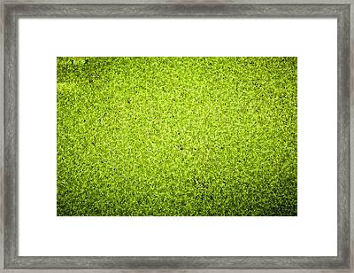 Abstract Muck Framed Print by Marilyn Hunt