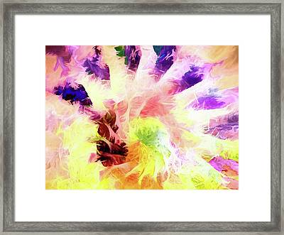 Abstract - Nautilus Framed Print