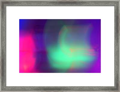 Abstract No. 1 Framed Print