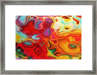 Abstract No. 20 Framed Print