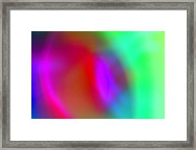 Abstract No. 3 Framed Print