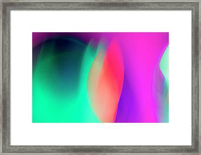 Abstract No. 6 Framed Print