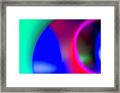 Abstract No. 9 Framed Print