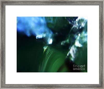 Abstract No.14 Framed Print by Mic DBernardo