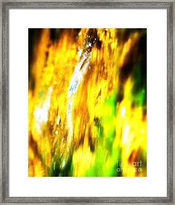 Abstract No.15 Framed Print by Mic DBernardo