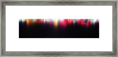 Abstract No.4 Framed Print by Mic DBernardo
