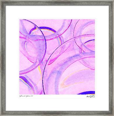 Abstract Number 20 Framed Print by Peter J Sucy