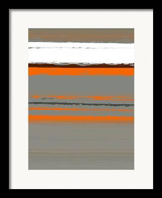 Contemporary Design Framed Prints