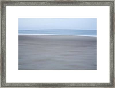 Abstract Seascape No. 10 Framed Print