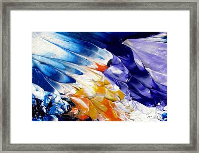 Abstract Series 0615a-4-l2 Framed Print