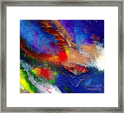 Abstract Series 0615a-5 Framed Print