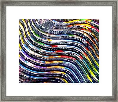 Abstract Series 0615b1 Framed Print