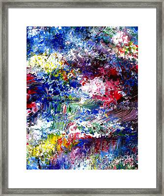Abstract Series 070815 A2 Framed Print